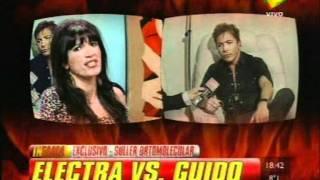 ELECTRA DUARTE  contra Guido Suller - Infama - 1/7/2011