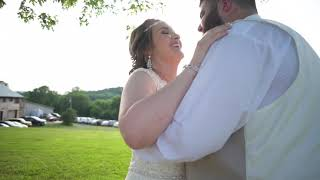 Madison + Austin: Barn at Rush Creek Wedding
