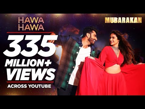 Hawa Hawa  (Full Video Song) | Mubarakan | Anil Kapoor, Arjun Kapoor, Ileana D'Cruz, Athiya Shetty