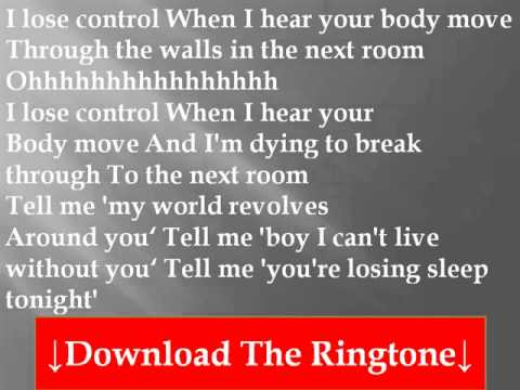 Neon Trees - In The Next Room Lyrics