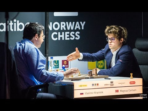 Clash of Giants: Kramnik vs. Carlsen Norway Chess 2017