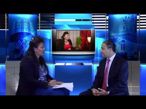 Suren Sapkota With Dolma Lama @ Himalaya Khabar