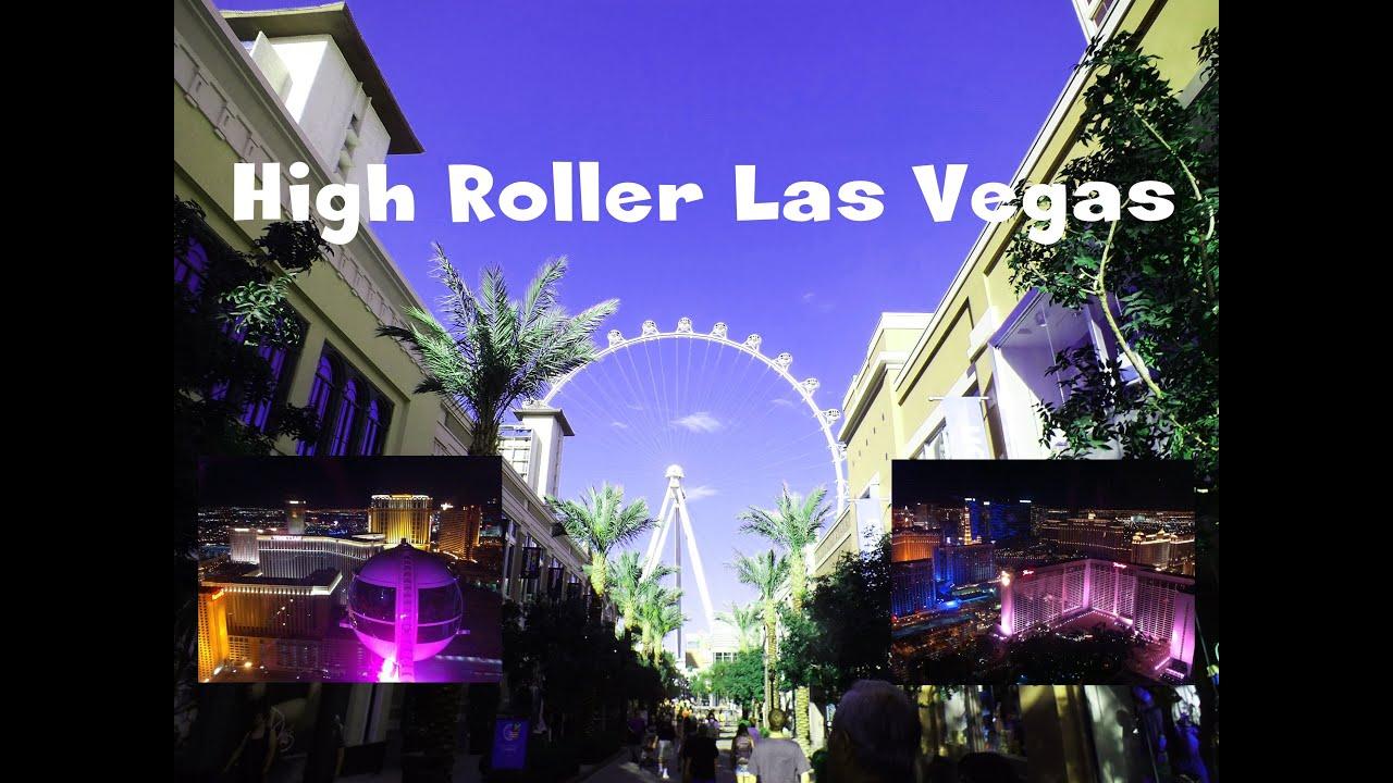 High Roller Riesenrad