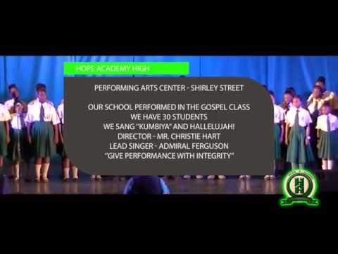 HOPE ACADEMY HIGH   NATIONAL PERFORMING ARTS PART 1