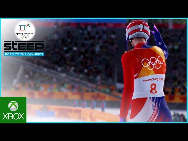 Steep: Road To The Olympics: 2018 Olympic Competition | Trailer