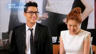 Daniel Henney The Spy: Undercover Operation (2013) - Funny Interview - 2013 09 20