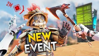 *NEW* IRON CROWN SECRETS & PLAYS! - Best Apex Legends Funny Moments and Gameplay Ep 180