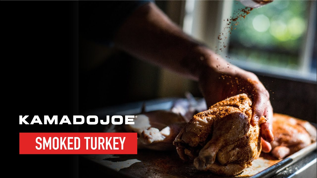 recipe: kamado smoked turkey [8]
