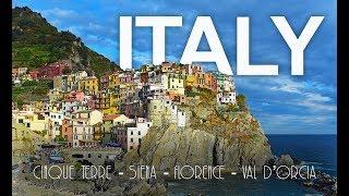 EXPLORING ITALY - Cinque terre - Siena - Florence