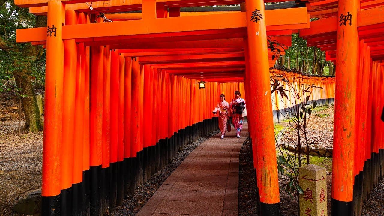關西鹿頂記,這是一處專賣京都特產的地方,京都,奈良和大阪 - YouTube