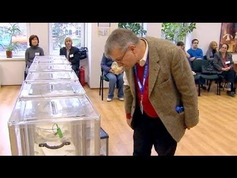 Ukraine election: european observers cry foul