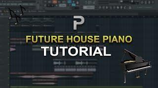 HOW TO MAKE: EPIC FUTURE HOUSE PIANO (Like Mr Belt & Wezol) - FL Studio tutorial