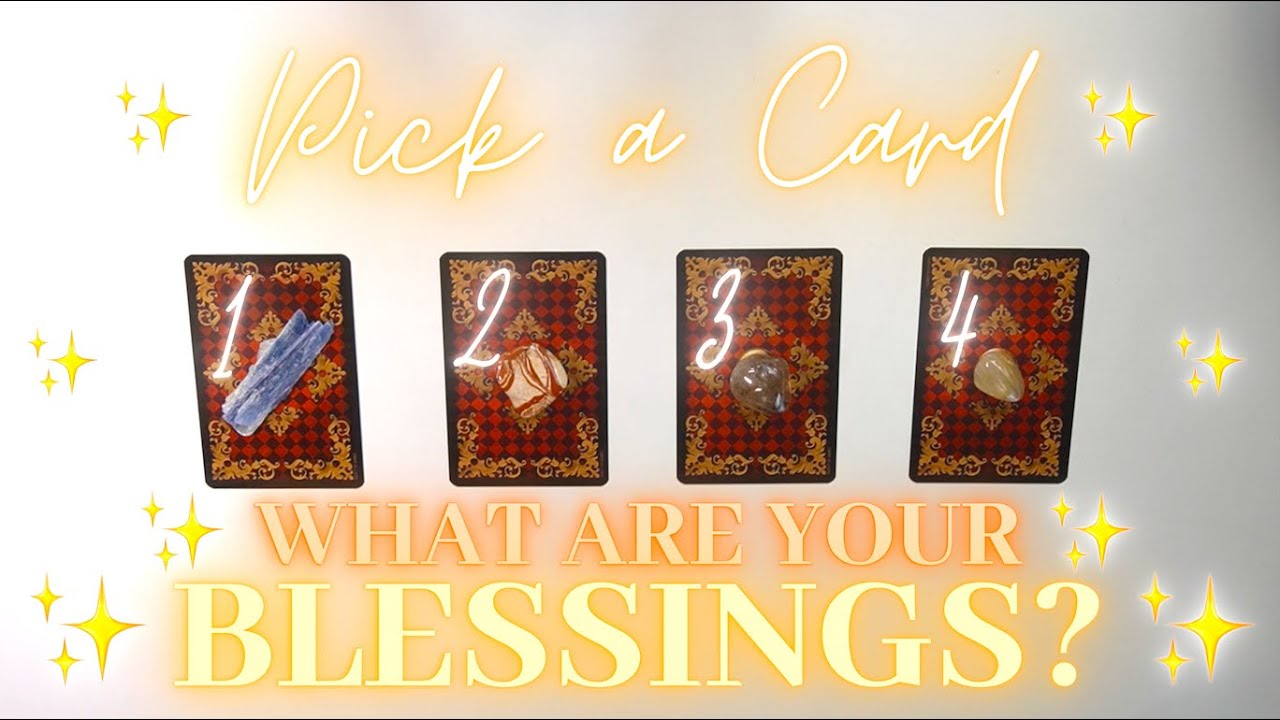 🌈⭐️GOOD NEWS & BLESSINGS ON THEIR WAY TO YOU🌈⭐️ Timeless Pick-a-Card Tarot Reading