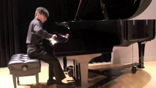 Leo Wang   Goldberg Variations Aria   2015 CBC Piano Hero Audition