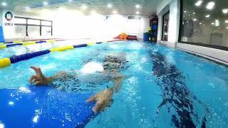 블루마린아쿠아스쿨 재율이에 자유형 배영 평영발차기까지 …