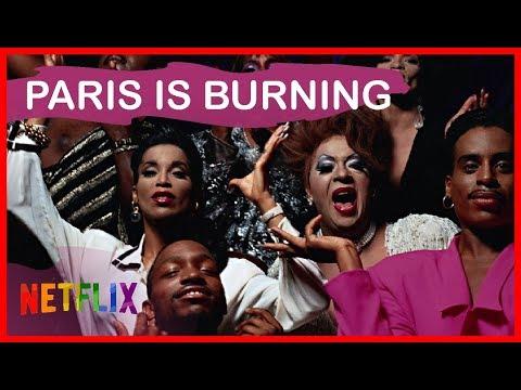 Paris Is Burning - RESEÑA!!! - DOCUMENTAL #LGBT EN NETFLIX