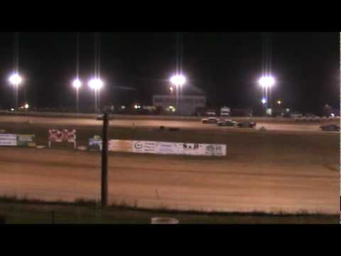 Hobby Stock-Beebe Speedway- 5/28/10 - Part 2