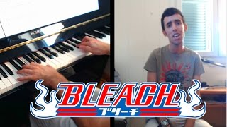 Houki Boshi ほうき星 (Younha) [Bleach] ~ Piano & Vocal cover by HollowRiku