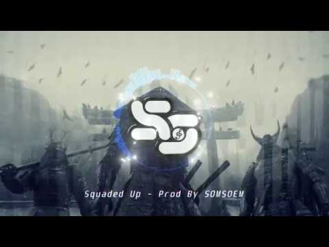 """Squaded Up""   Prod By SOMSOEM [hard oriental beat] 2017"