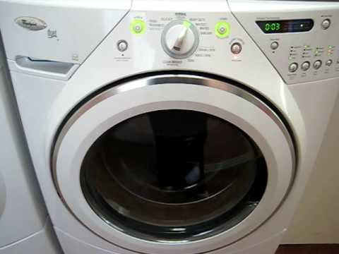 Whirlpool Duet Washer Stinks Only 8 Months Old