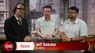 CNET News: E3 2012 Roundtable
