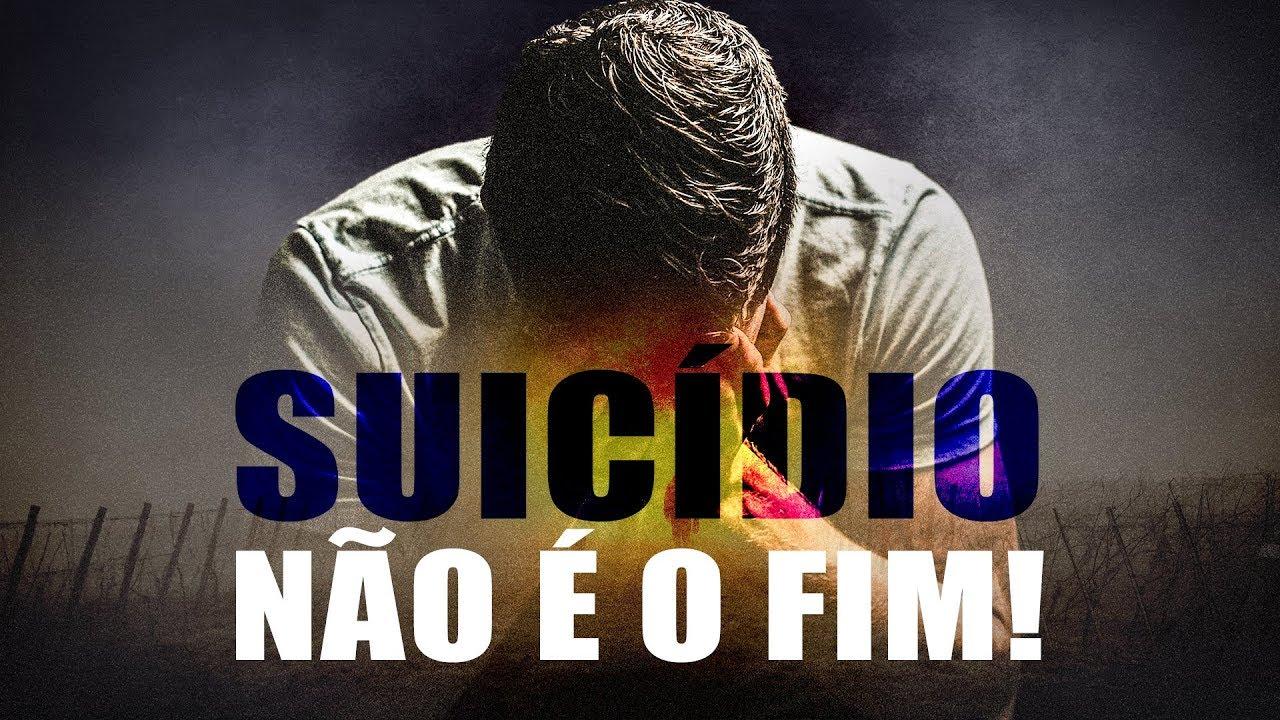 Não é O Fim Motivacional Depressão E Suicídio Campanha Setembro Amarelo