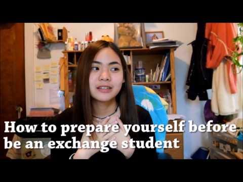 7 สิ่งที่ควรเตียมตัวก่อนเป็นนักเรียนแลกเปลี่ยน