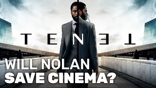 Why Christopher Nolan's Tenet Means Everything For 2020