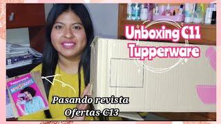 Unboxing C11 tupperware (mi se…