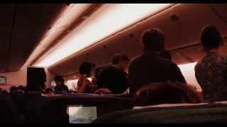 Путешествие по Тайланду: Кому то плохо в самолете(Смотрите всё путешествие на моем блоге http://anzor.tv/ Мои видео путешествия по миру http://anzortv.com/ Форум Свободных..., 2012-01-24T15:49:43.000Z)