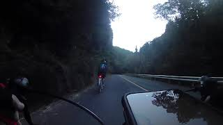 サイクリング(那珂川市〜四王寺山)