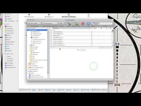 Setting Up ARToolKit and VRML on Mac OSX