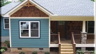 Designhouse Inc - House Plan Dp-1263 Built In North Carolina