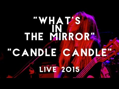 """CAPSULA Live """"What's in the mirror"""" & """"Candle Candle"""""""