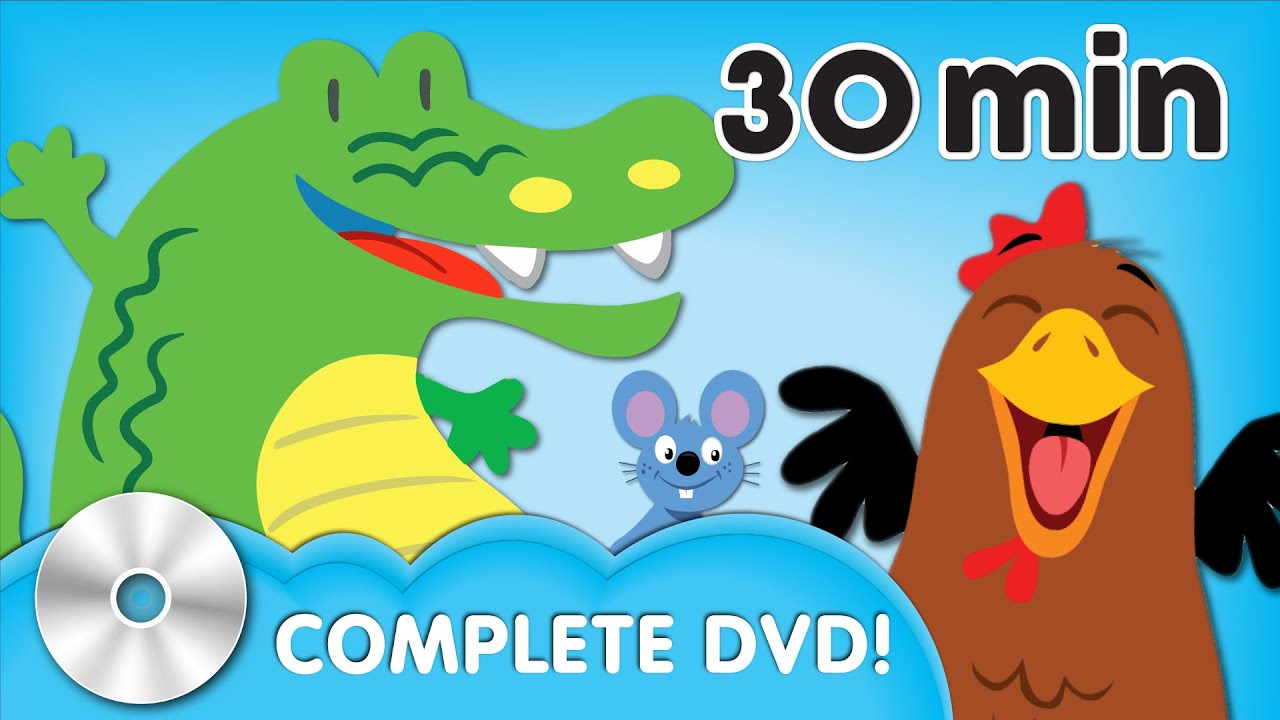 Super Simple Songs Animals Complete Dvd Animal Songs