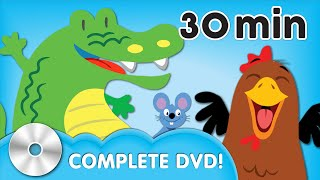 Super Simple Songs - Animals | Complete DVD | Animal Songs for Kids