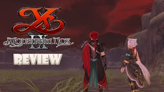 Ys IX: Monstrum Nox (Switch) Review (Video Game Video Review)