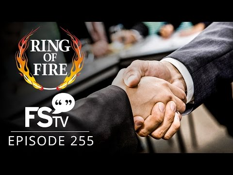 Ring of Fire On Free Speech TV | Episode 255 - Corporatocracy Run Wild