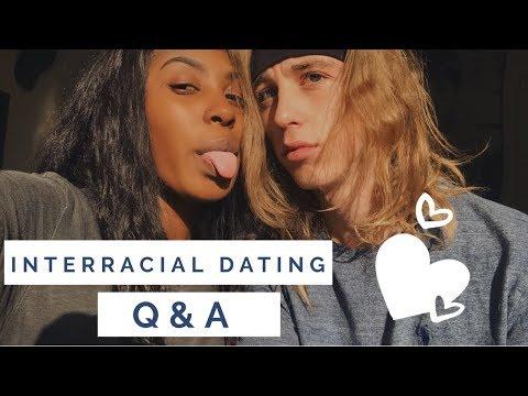 Interracial Dating Q & A 2018 | Henny Cristall