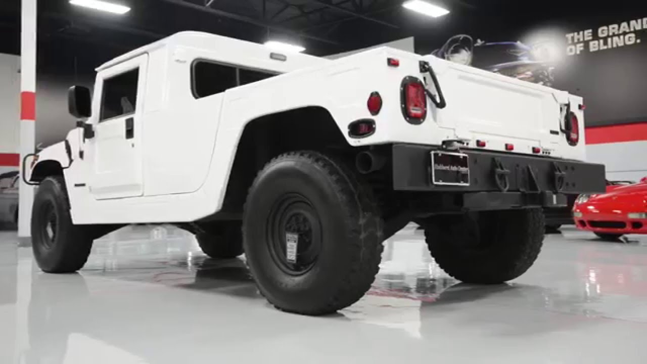 small resolution of 1996 am general hummer 2 door hard top hummer h1