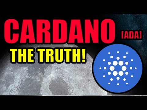 Setting The Record Straight: If You Hold Cardano You Might Want To See To See This!