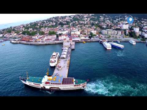 Istanbul On Air - Istanbul City Aerial HD Video