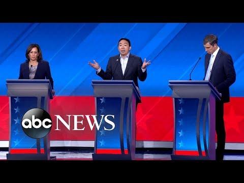 Democratic candidates debate: Education   ABC News