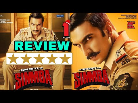Simmba Movie Review And Reaction, First Review, Simmba Quick Review, Ranveer Singh, Sara Ali Khan