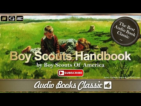 Audiobook: Boy Scouts Handbook -  Boy Scouts Of America | Fu