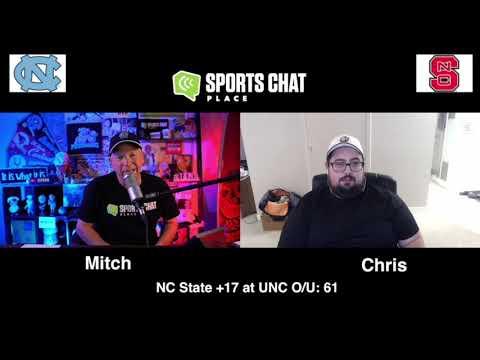 NC State at North Carolina College Football Picks & Prediction Saturday 10/24/20 Sports Chat Place