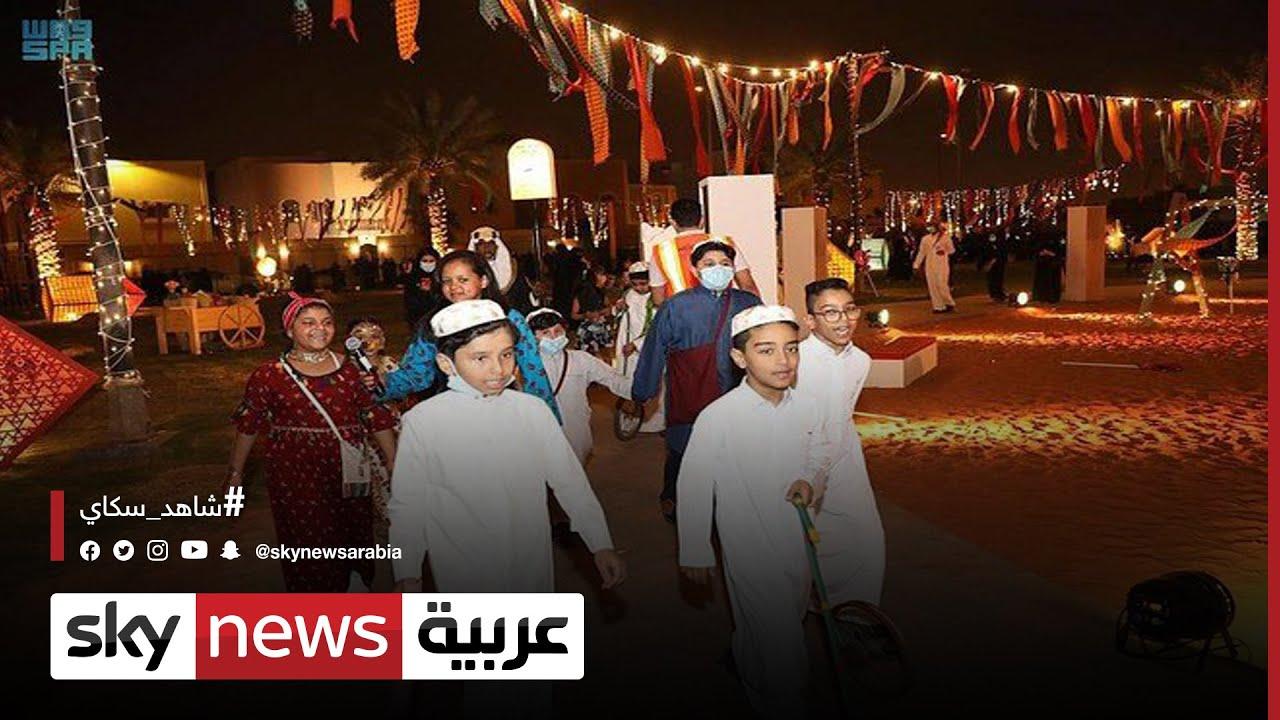 السعودية: -حوامة العيد- تزين أجواء العيد بعد غيابها العام الماضي  - نشر قبل 3 ساعة