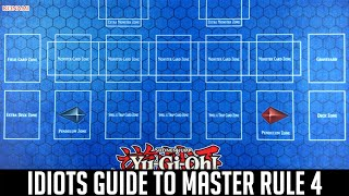 The Idiots Guide To The Yu-Gi-Oh Field!