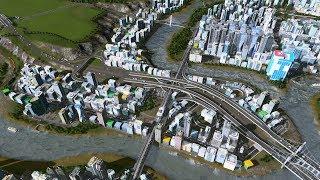 """Wyposażanie """"Węzłowca"""" - Cities: Skylines S07E73"""