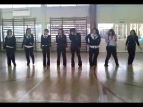 Lyndon School PE lesson
